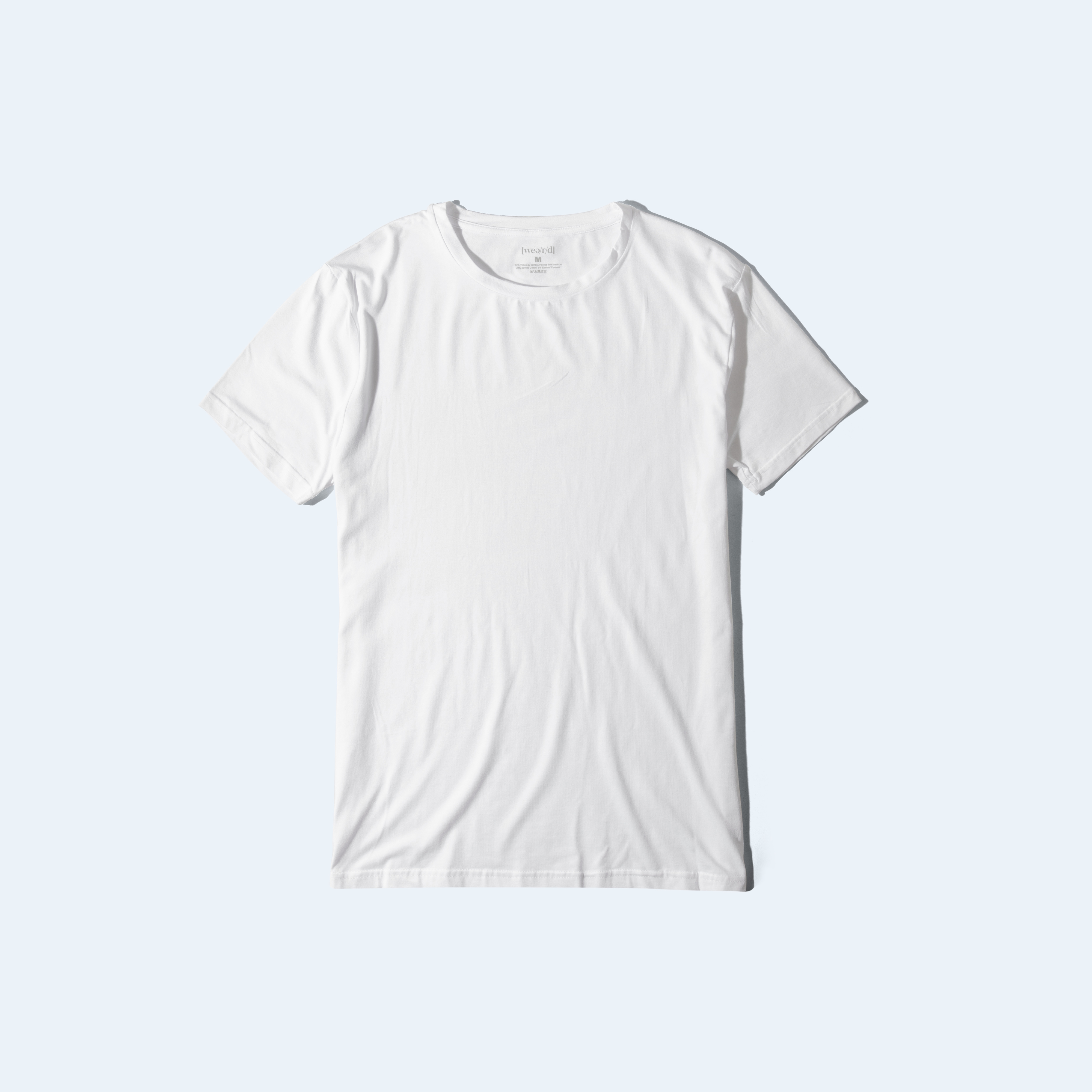 Awesome T-shirt [crew neck] - white