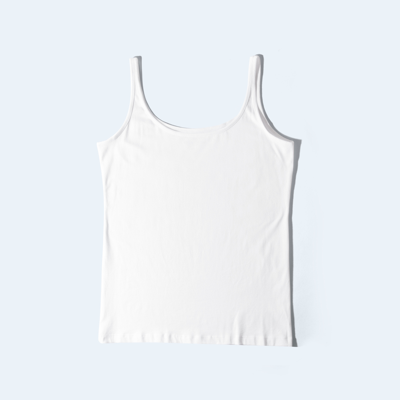 Amazing Tank Top - white