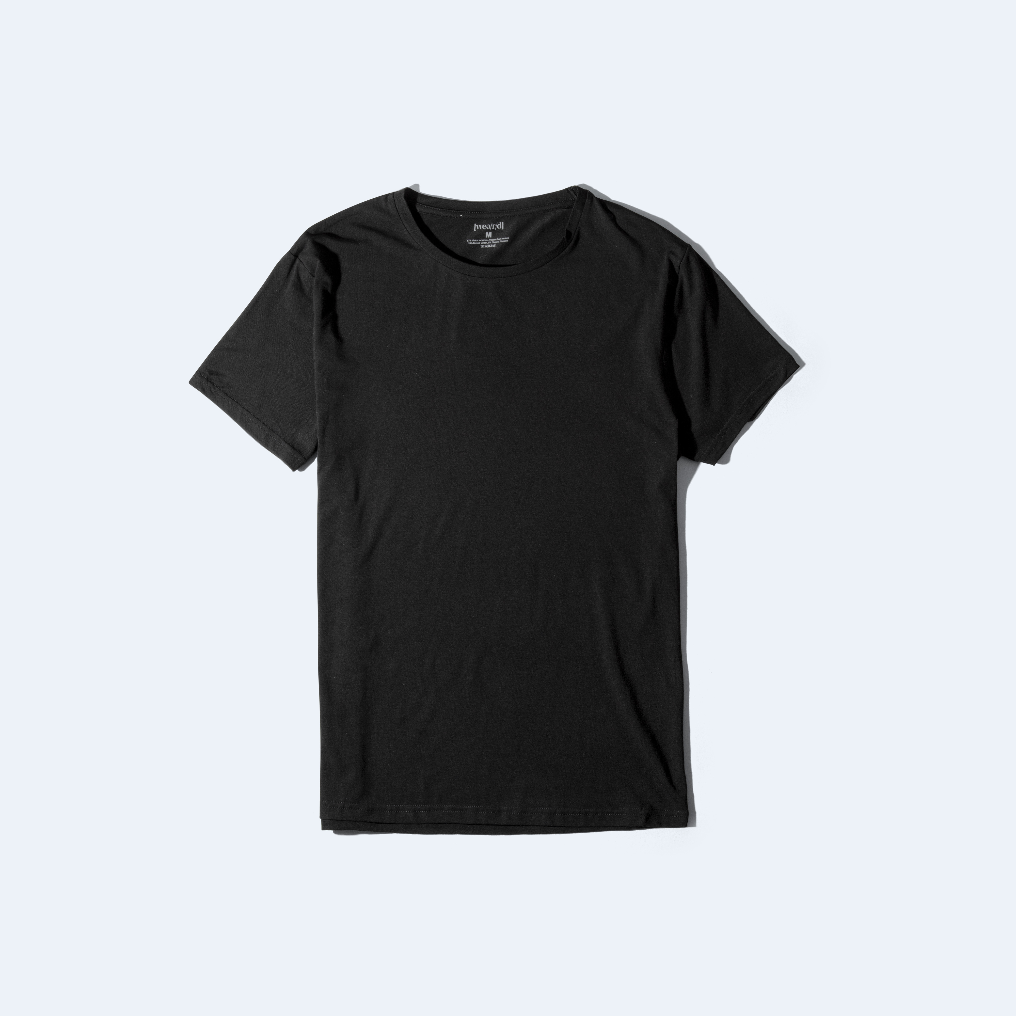 Awesome T-shirt [crew neck] - black