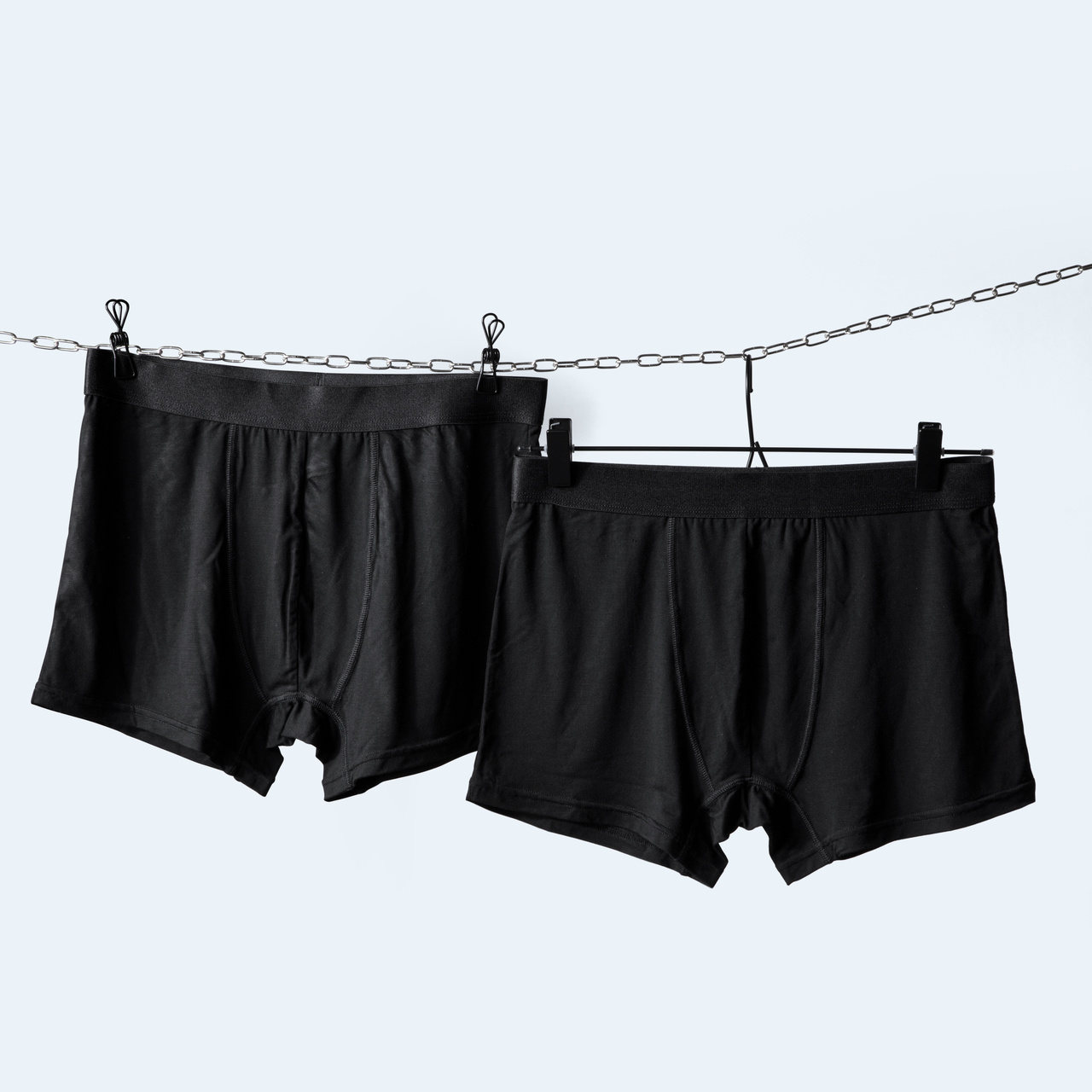 Fine Ass Boxers [3 x 2 pcs] - black