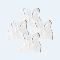 Chill Sport Top [4 pcs] - white